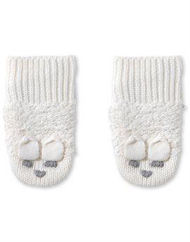 STELLA MCCARTNEY KIDS Unisex Baby Knitted Flopsie Mitten. Shop here: http://www.tilltwelve.com/en/eur/product/1079958/STELLA-McCARTNEY-KIDS-Unisex-Baby-Knitted-Flopsie-Mitten/