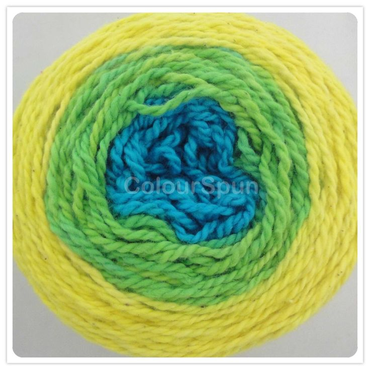 Pure Cotton Sock Gradient Dyed 001