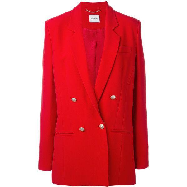 Best 25  Red blazer ideas on Pinterest | Red blazer outfit ...
