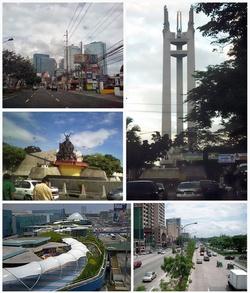 Born in Quezon City, Philippines
