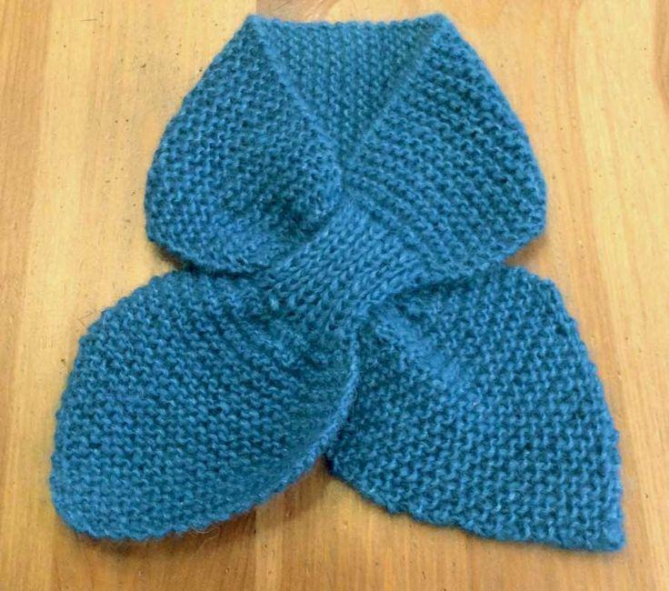 Mejores 100 imágenes de cuellos y bufandas en Pinterest | Bufanda ...