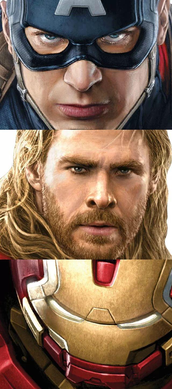 New Avengers: Age of Ultron Promo Art Brings the Pain | moviepilot.com