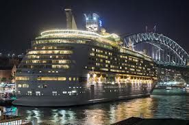 Sydney before late night departure