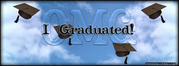 Graduation Day Quotes Timeline Covers for FB Profile
