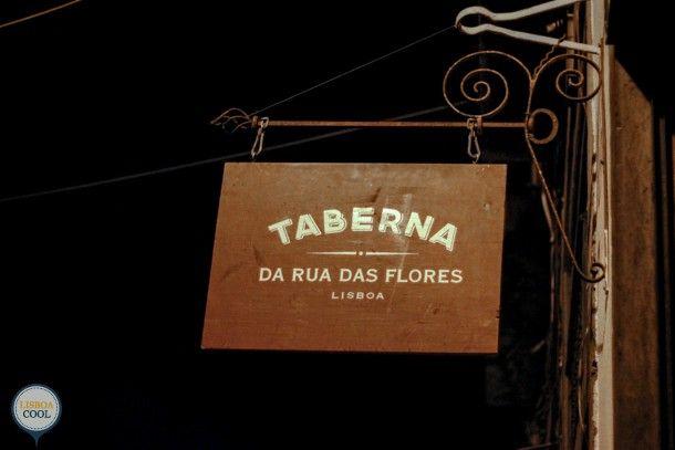 Lisboa- Taberna Rua das Flores