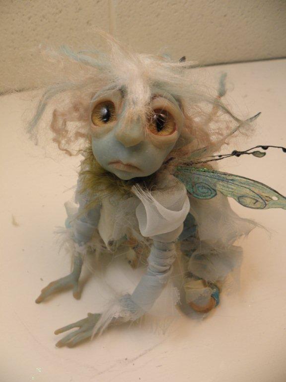 blue avatar animal faery fairies by DinkyDarlings