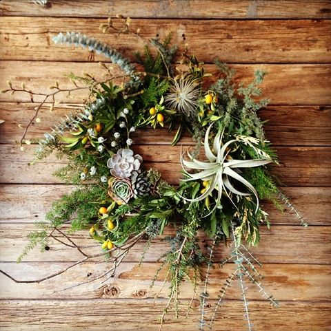 Top 50 Eco-Friendly DIY Holiday Wreaths