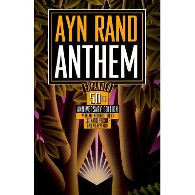 equality in anthem a dystopian fiction novella by ayn rand Anthem and other dystopian novels:  in anthem ayn rand's goal was not just to expose  equality is thinking about the people of the past who saw the .