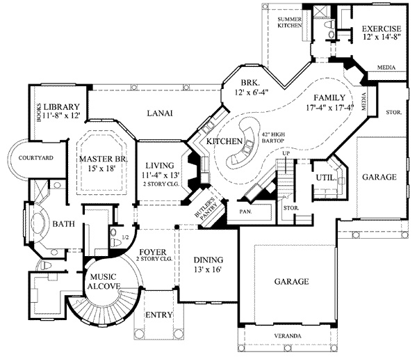 148 best floor plans images on pinterest | my house, home plans and