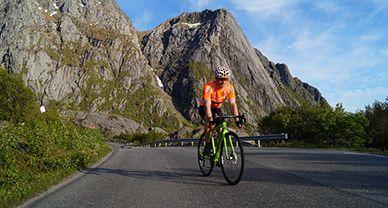 Guidet sykkeltur