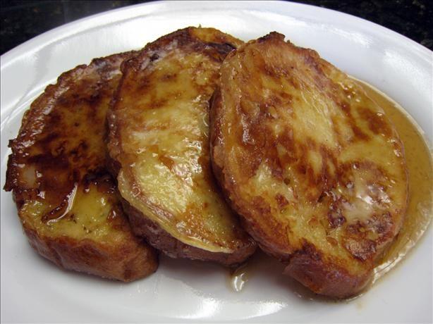 αυγόφετες με συνταγές από τη Γαλλία