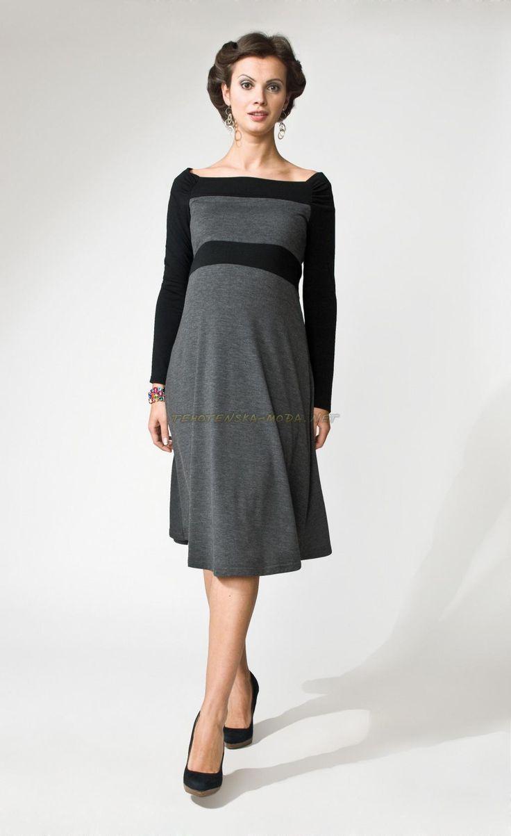 Těhotenské šaty Nicole :: Těhotenské šaty - Těhotenská móda