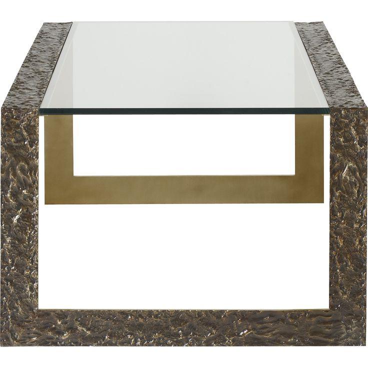 Pompeii Coffee Table | The Thomas Pheasant Collection | Baker Furniture