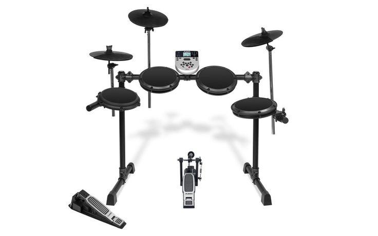 Alesis DM7X Session Kit Electronic Drum Set W/3 TomsSnaresSymbols