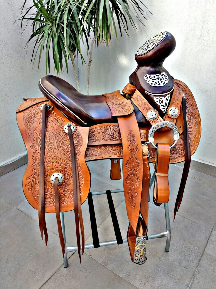 39 mejores im genes de monturas charras en pinterest for Sillas para caballos