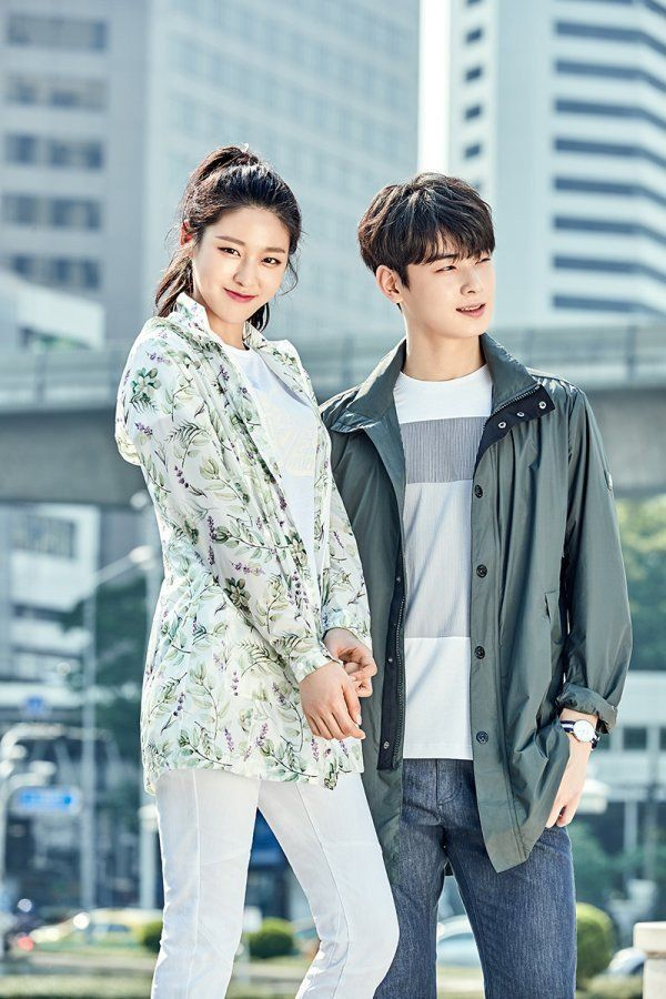 Seolhyun and Cha Eun Woo pair up for 'Lafuma' http://www.allkpop.com/article/2017/02/seolhyun-and-cha-eun-woo-pair-up-for-lafuma