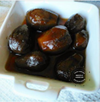 Patlıcan Reçeli   Malzemeleri   Tarifi   Nasıl Yapılır?