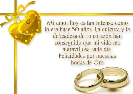 17 best images about frases on pinterest facebook texts - Ideas para celebrar bodas de oro ...