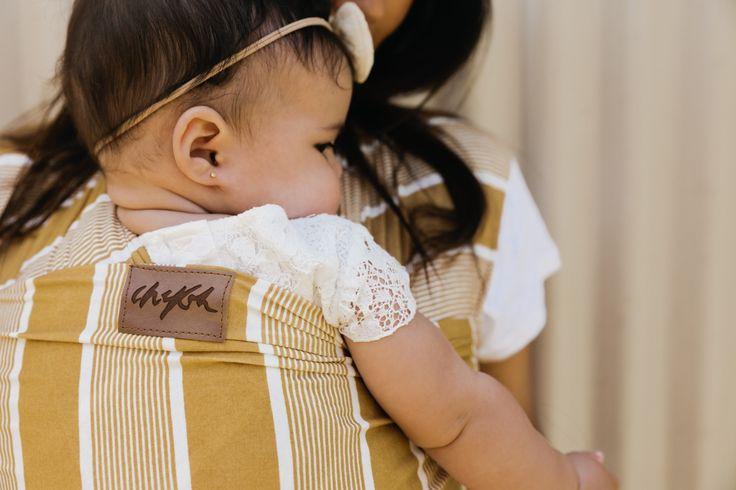 Chekoh Baby Carrier, Shoreline Wrap