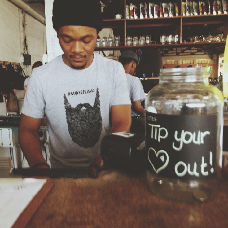 Show some love. #barista
