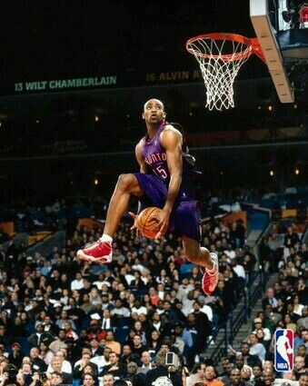 Got hops? Vince carter does. For sure
