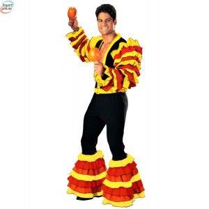 Calypso Mann Kostyme