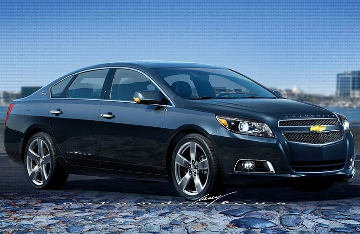 2013 Impala - Best selling car of America