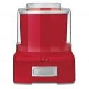 Cuisinart Ice Cream Maker 1.5L - Red (Frozen Yoghurt & Sorbet Maker)