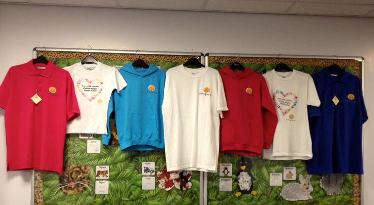 The Chellow Hearts clothing range