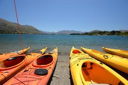 Kayaking is just one of the activities for the family during the spring holiday break.  We've a great three night family package.  Holiday problem now solved!  http://www.edgewater.co.nz/resort/reservations/