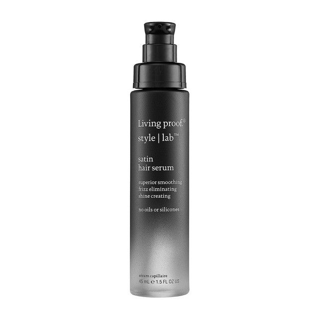 Living proof satin hair serum-I live for this stuff!!!