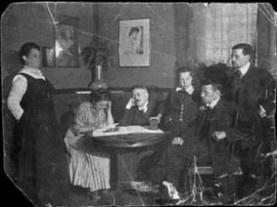 Sabina Spielrein's Family