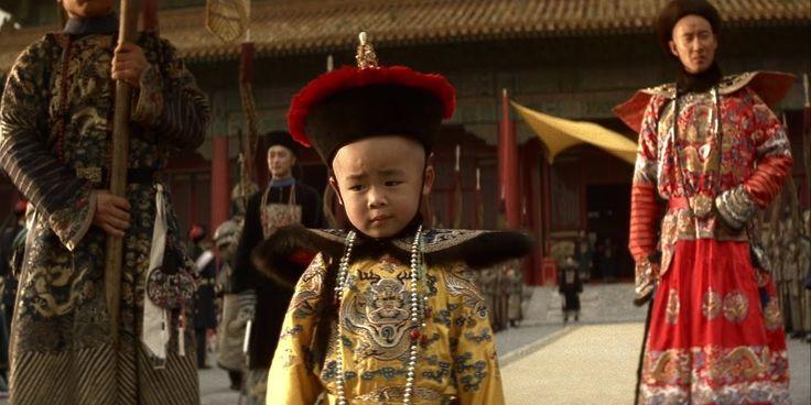 The Last Emperor 1987 Movie - John Lone & Joan Chen