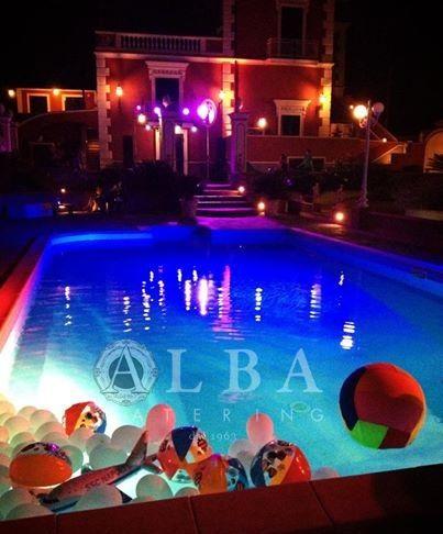 Villa privata per eventi. Villa Mainero un'oasi di pace per un party