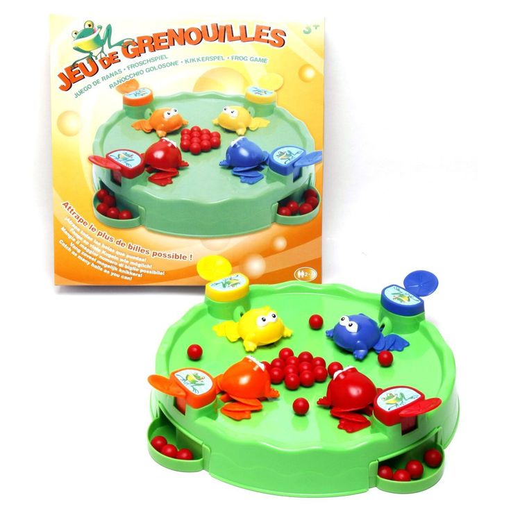Les grenouilles affamées