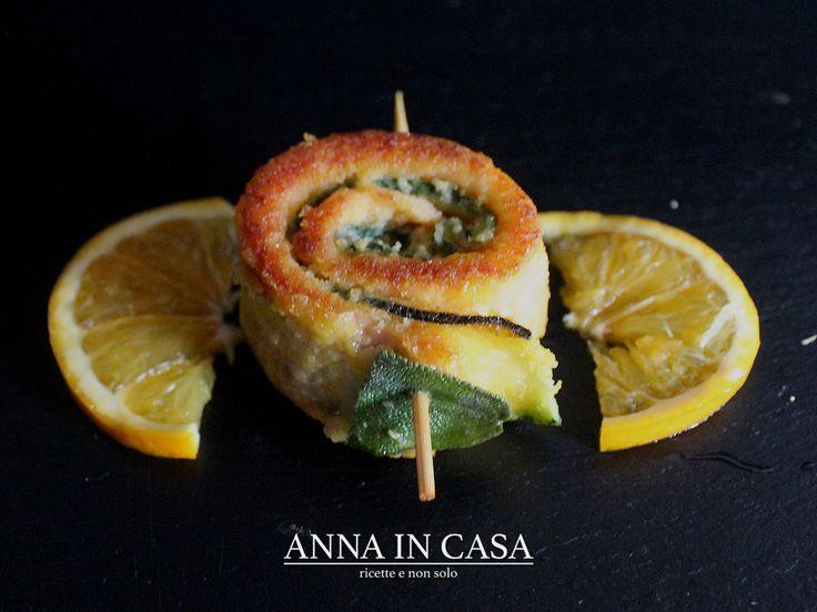 Quando il pesce non sa troppo di pesce, piace anche a me Chiocciola di Trota salmonata  http://annaincasa.blogspot.it/2017/09/chiocciola-di-trota-salmonata.html