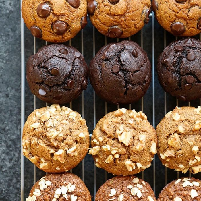 Basic Healthy Muffin Recipe Healthy Muffin Recipes Muffin