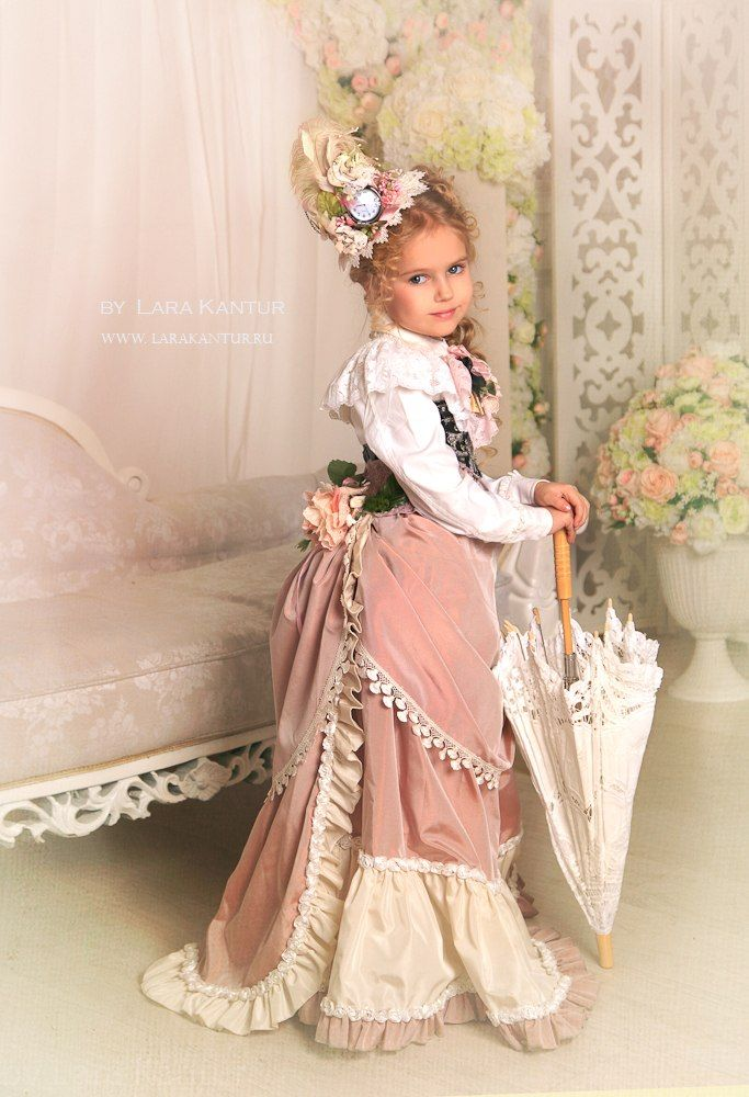 Anastasia Orub (born May 15, 2008) Russian child model. Lara Kantur Photography.