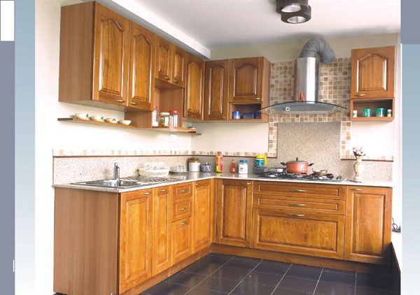 10 beautiful modular kitchen ideas for indian homes home - Design of modular kitchen cabinets ...