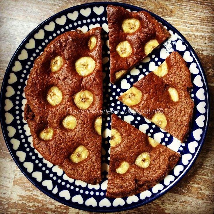 Puur lekker leven volgens mandy bananen chocolade for Lekker leven