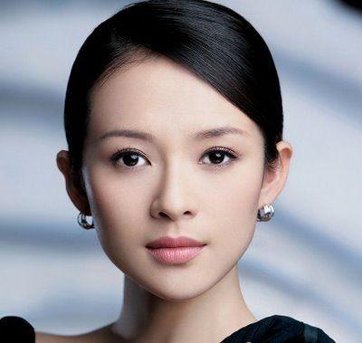 Zhang Ziyi makeup   Asian bridal makeup, Asian bridal