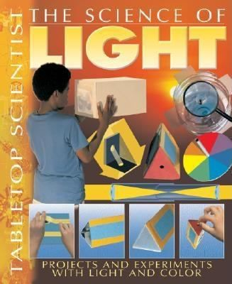 Light and dark -- Look in the mirror -- Bigger and smaller -- When light bends -- All about lenses -- Colours of light -- Mix-and-match colours -- Paint with light -- Seeing light -- Moving images -- Rods of light -- The power of light -- Light history.