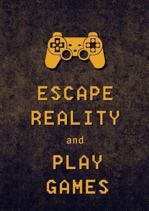 Reality sucks so much sometimes! Glad I have video games! :p