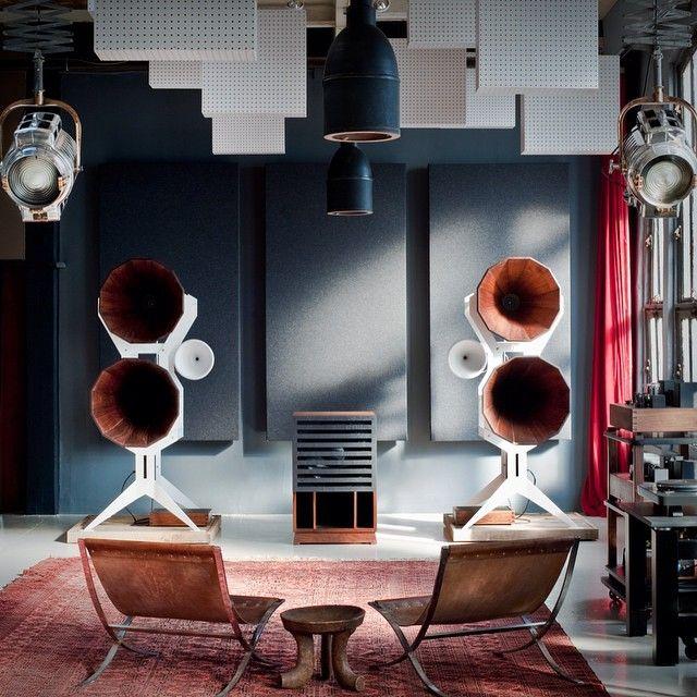 Oswalds Mill Audio Imperia loudspeakers