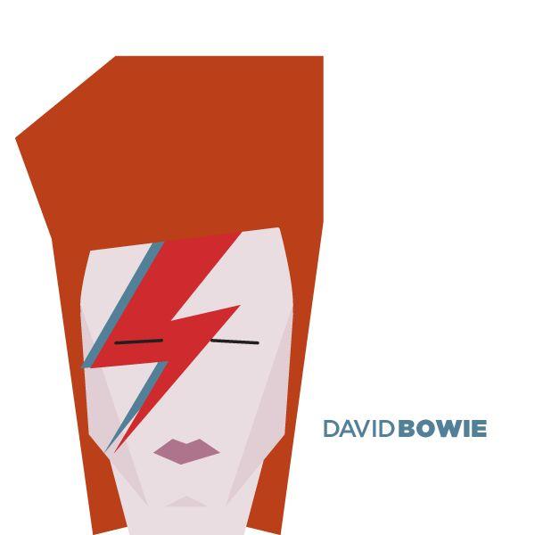 oh, david...: Davidbowie, Graphics Design Illustration, Aladdin Sane, 365 Projects, Art, Davis Bowie, Icons, Jag Nagra, David Bowie