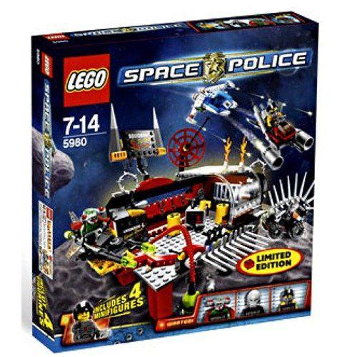LEGO Space Police Exclusive Limited Edition Set #5980 Squidman's Pitstop LEGO,http://www.amazon.com/dp/B002HTRBQI/ref=cm_sw_r_pi_dp_LYIktb02JQ61ZF1A