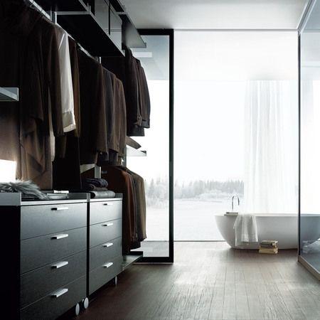 Rimadesio Zenit inloopkasten #inloopkast #interieur #interieurdesign #interior #wonen #storage #kast #glas #interieurinspiratie #design #kledingkast #inloopkast #design #interiordesign #design #rimadesio www.noctum.nl