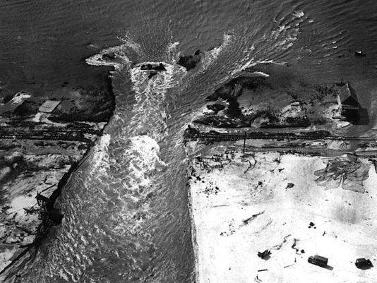 How 1933 hurricane carved a lifeline for Md. beach resort by News Elaine Bean usatoday.com