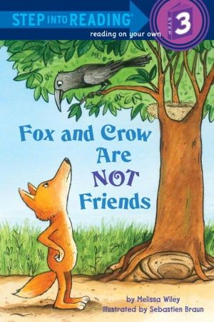 A Level 3 Step-into-Reading. Fox and Crow can agree on two things: their love of cheese and loathing of each other. These cagey animals will do whatever they can to outwit their sworn enemy and claim sole possession of the prized cheese they keep finding. But they are too caught up in their plotting and planning to realize they've picked the wrong house to steal from—since the mother of the house is one fed up Mama Bear who knows exactly how to contend with freeloaders.
