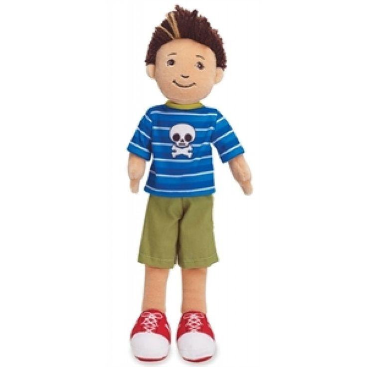 Groovy Boy Docka - Asher (33 cm)